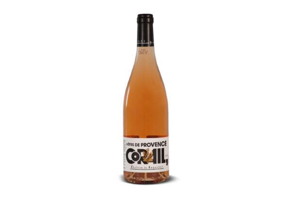 """Côtes de Provence Rosé """"Corail"""" Château de Roquefort"""