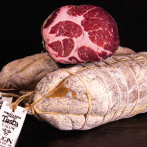 Coppa stagionata BUGIN