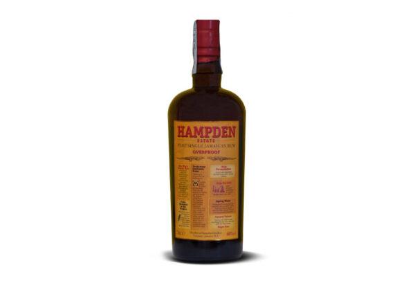 Jamaica Rum Hampden Estate