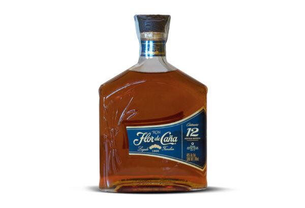 Rum Single Estate Centenario 12 anni Flor de Caña