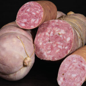 Salame cotto BUGIN