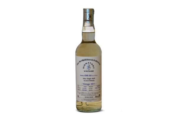 "Scotch Whisky ""Caol Ila"" Signatory Vintage"