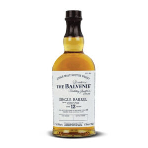 Single Malt Scotch Whisky Single Barrel 12anni The Balvenie