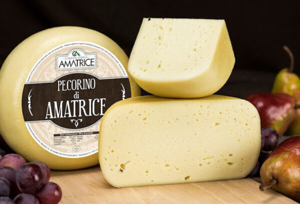 pecorino Amatrice fresco