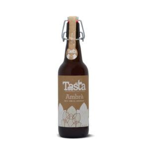 """Birra """"Ambrà"""" Tasta 500ml"""